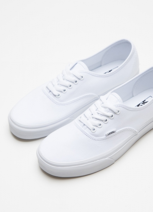 Authentic Sneaker - True White