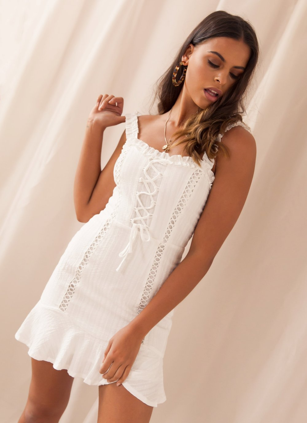 Penelope Lace Dress