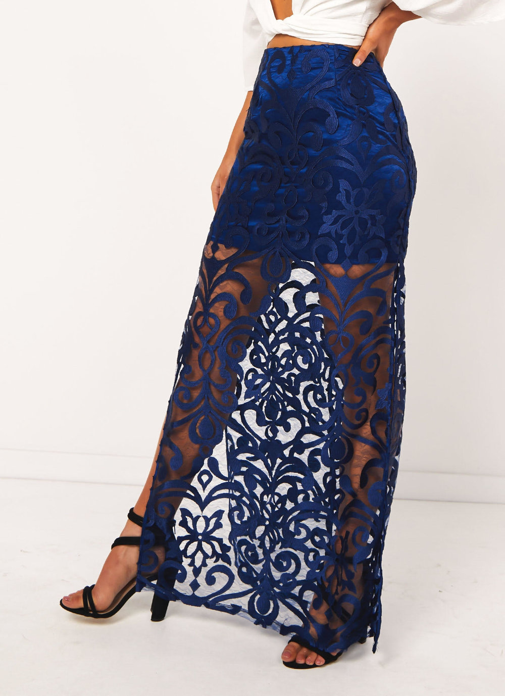 Alchemy Maxi Skirt