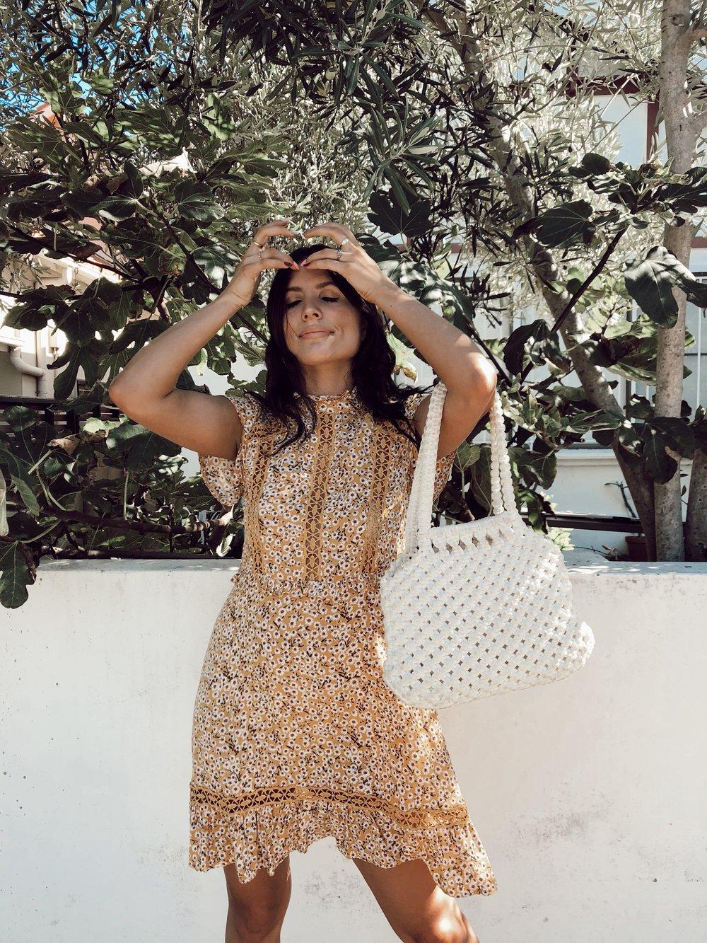 @aliceandlennon - Jaiyana Dress