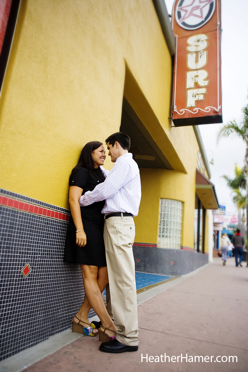Pismo Beach engagment photogapher