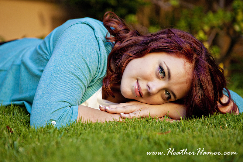 Righetti Senior Portraits
