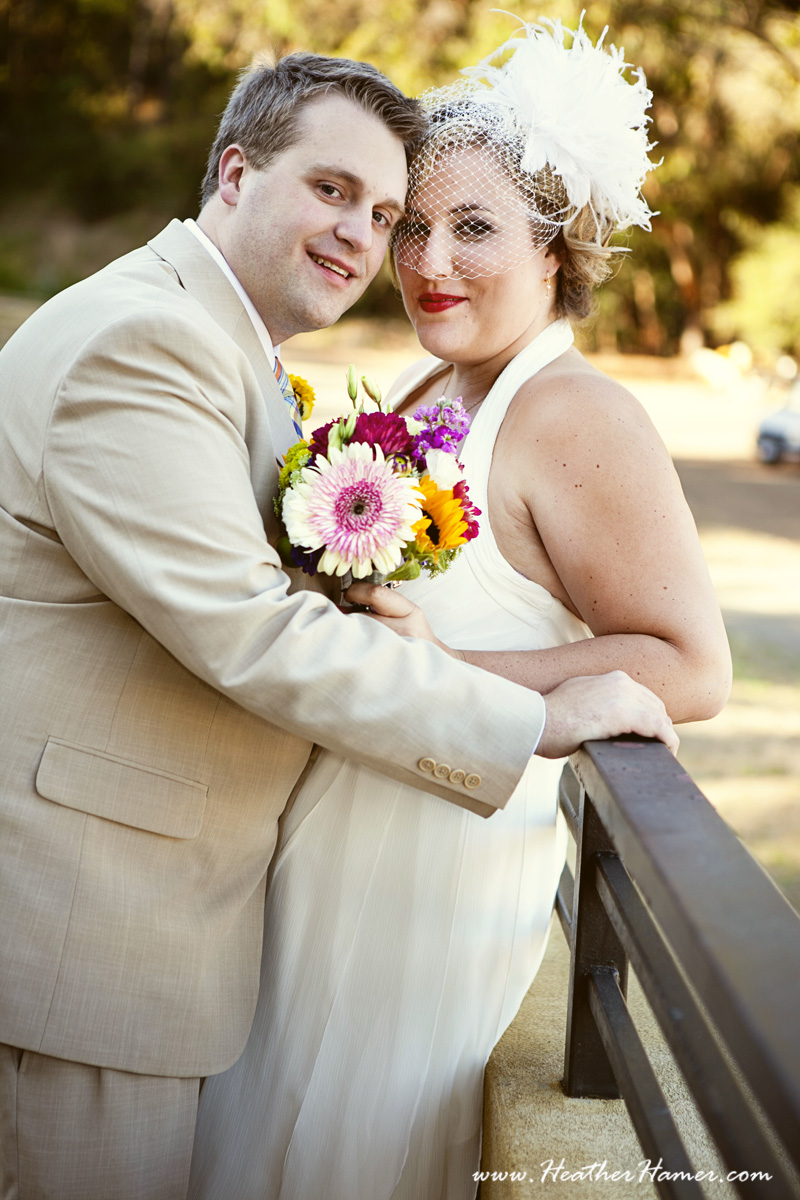Santa Maria Wedding Photo