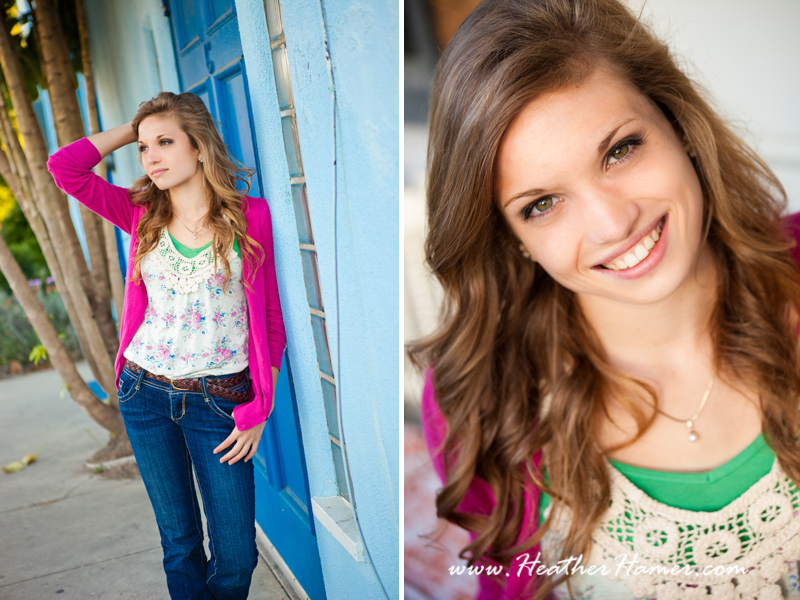 Santa Maria Senior Portrait Photographer
