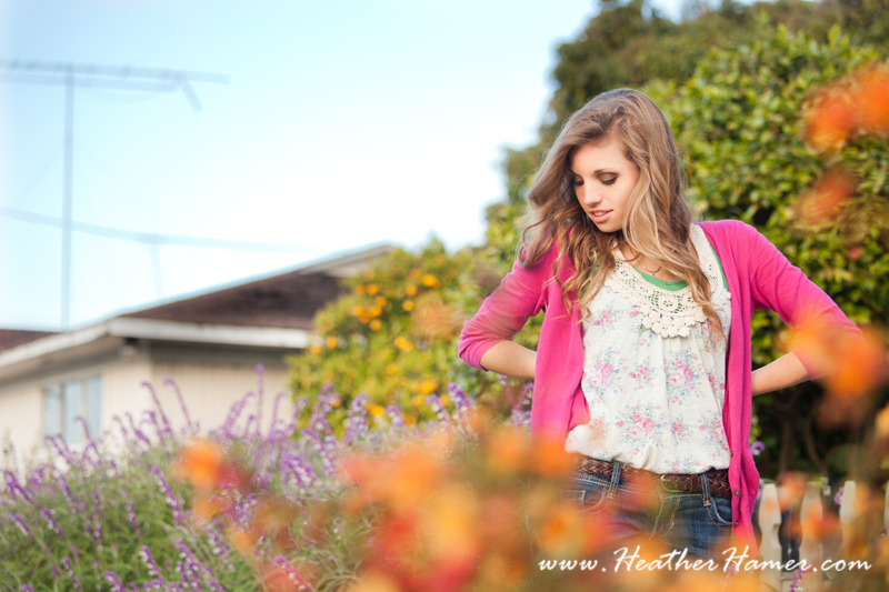 Nipomo Senior Portrait Photographer