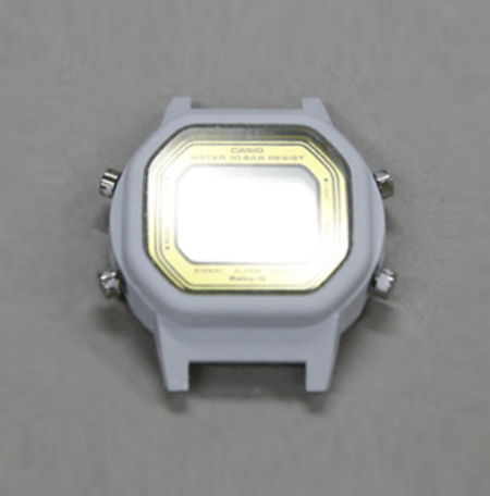 Image 3. Inside of the watch