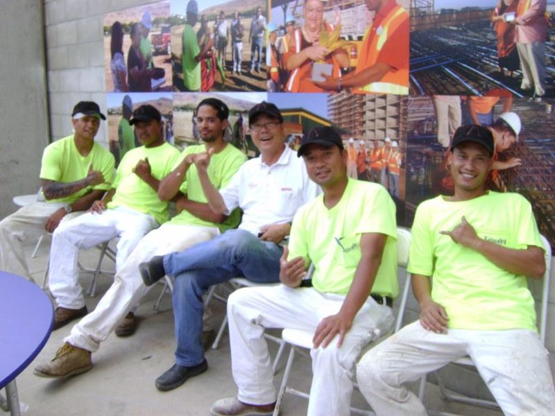 Disney Aulani Crew