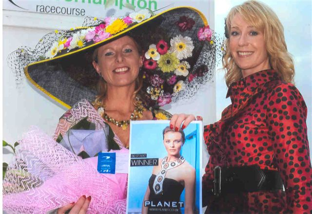 Ladies' Event at Wolverhampton Racecourse