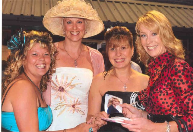 Ladies' Night at Wolverhampton Racecourse