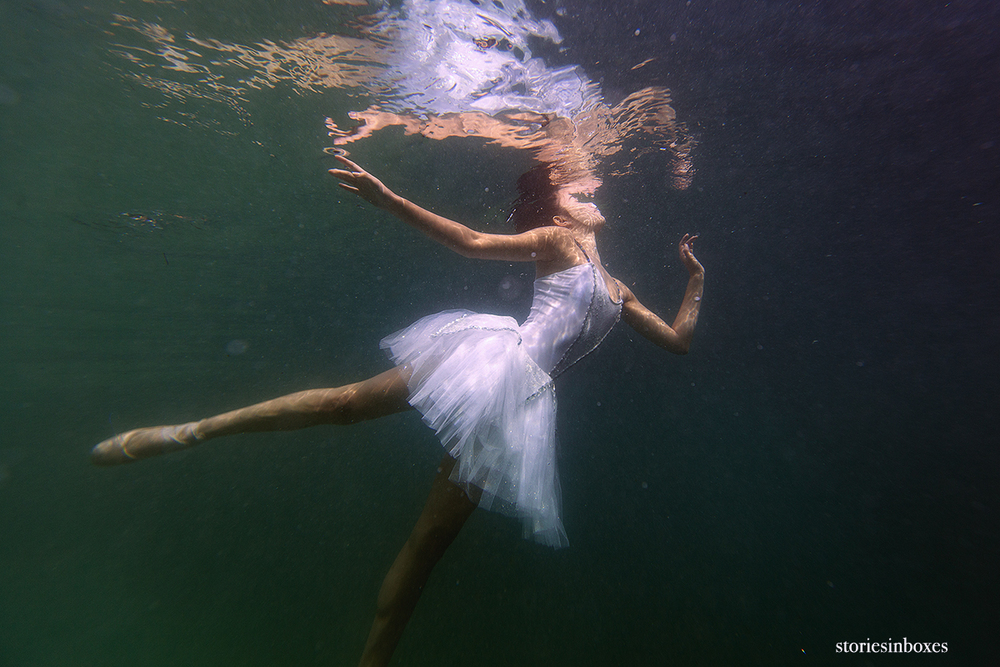 Aquatic Ballerina - Anna Magrath