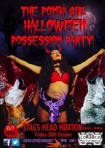 The Pomba Girls: Unleashing the Spirit of Halloween