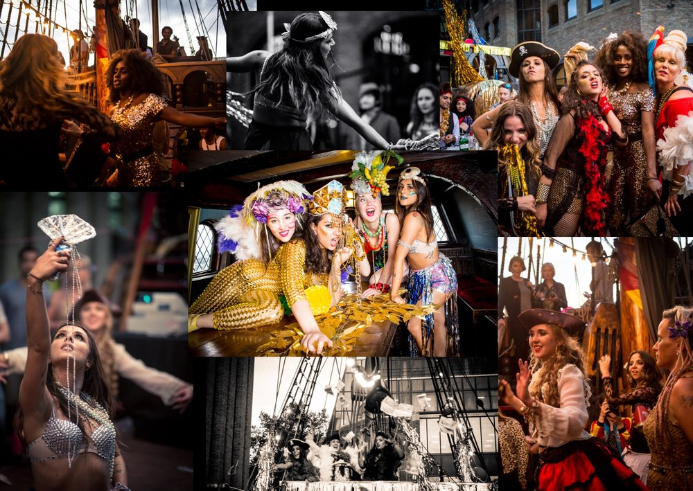 RIO CARNIVAL BOAT PARTY