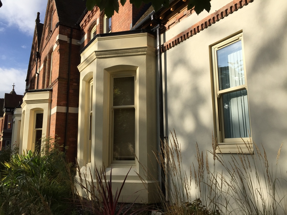 victorian restoration project in earlsdon coventry