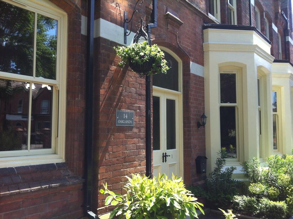 huge heritage range upvc sash window in cream