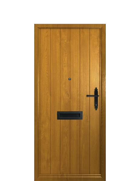 heritage range grp door in oak