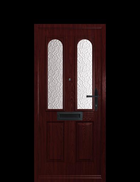 heritage range composite doors nottingham rosewood