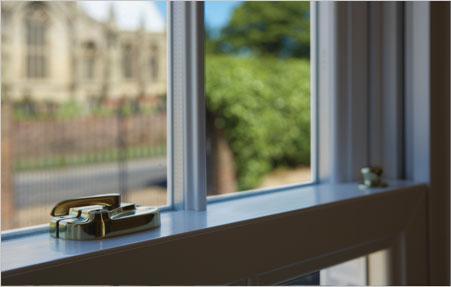 upvc sash window in coventry warwickshire