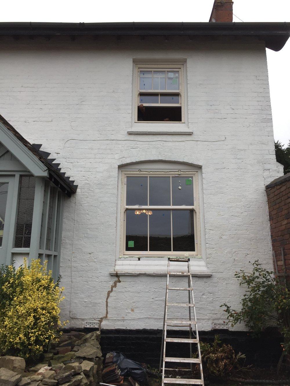 low cost sash windows dudley, west of birmingham