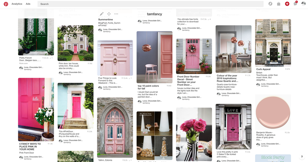my-tamfancy-pinterest-board