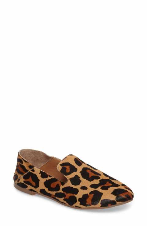 Halogen® Leopard Flats