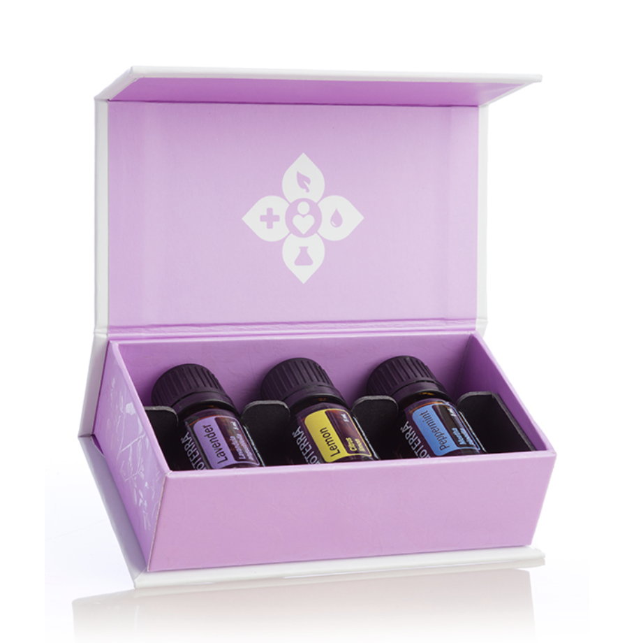 Doterra Essential Oil Kit