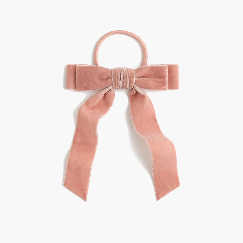 Velvet Hair Tie