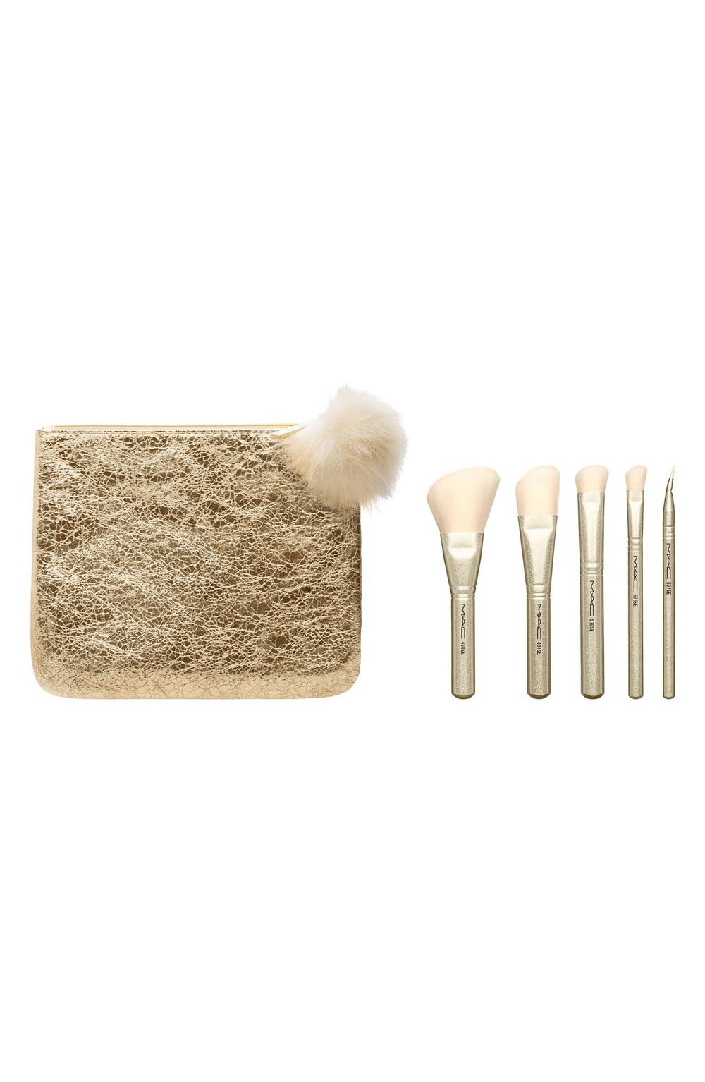 MAC Snow Ball Brush Set
