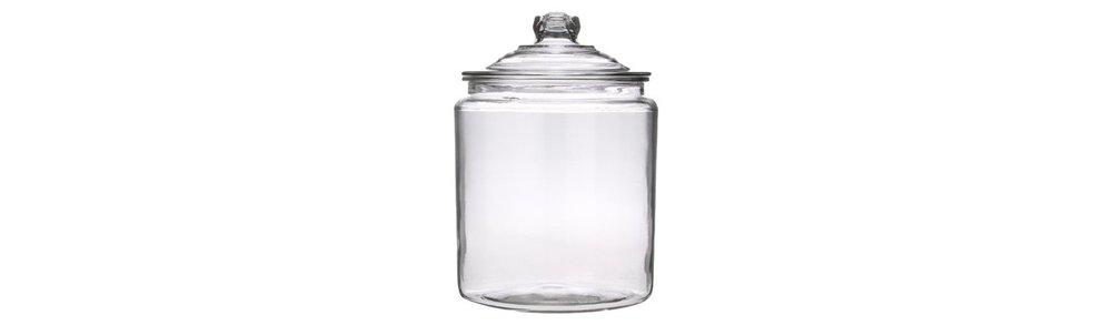 Heritage Hill Glass Jar - 2 gal.