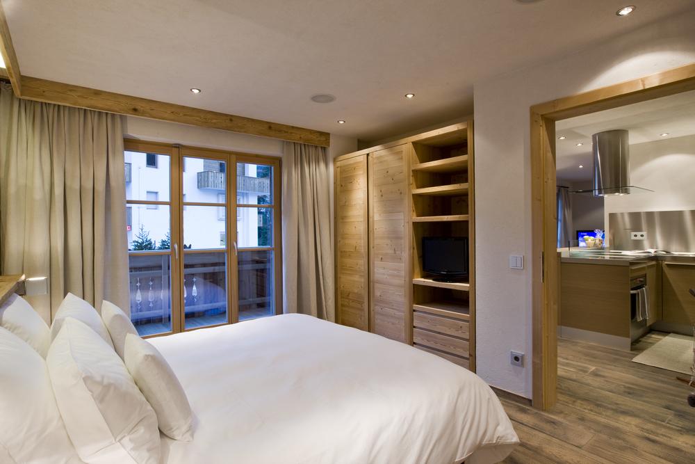 Master bedroom Boé