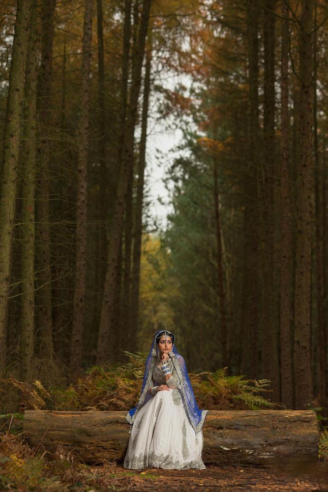 1.1.2.1 Sikh Amritdhari Wedding Day Shoot Portrait Couple - Black Park Slough.jpg