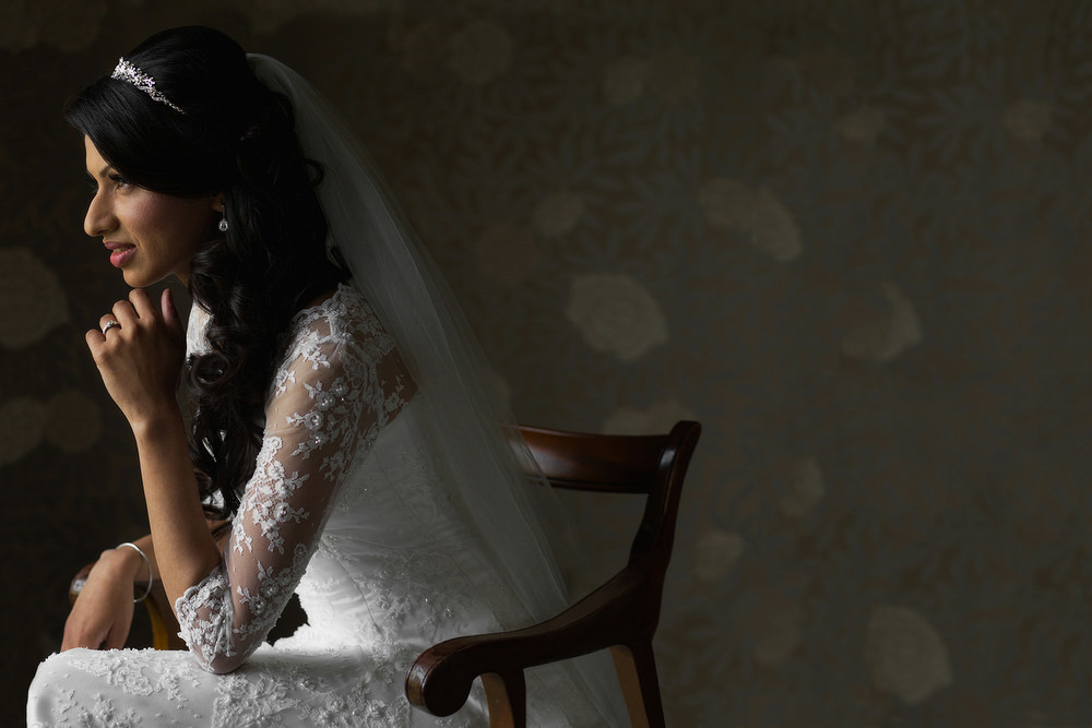 2.0.2. Civil Sikh Wedding Day Shoot Portrait Bride - Buckinghamshire Gold Club.jpg