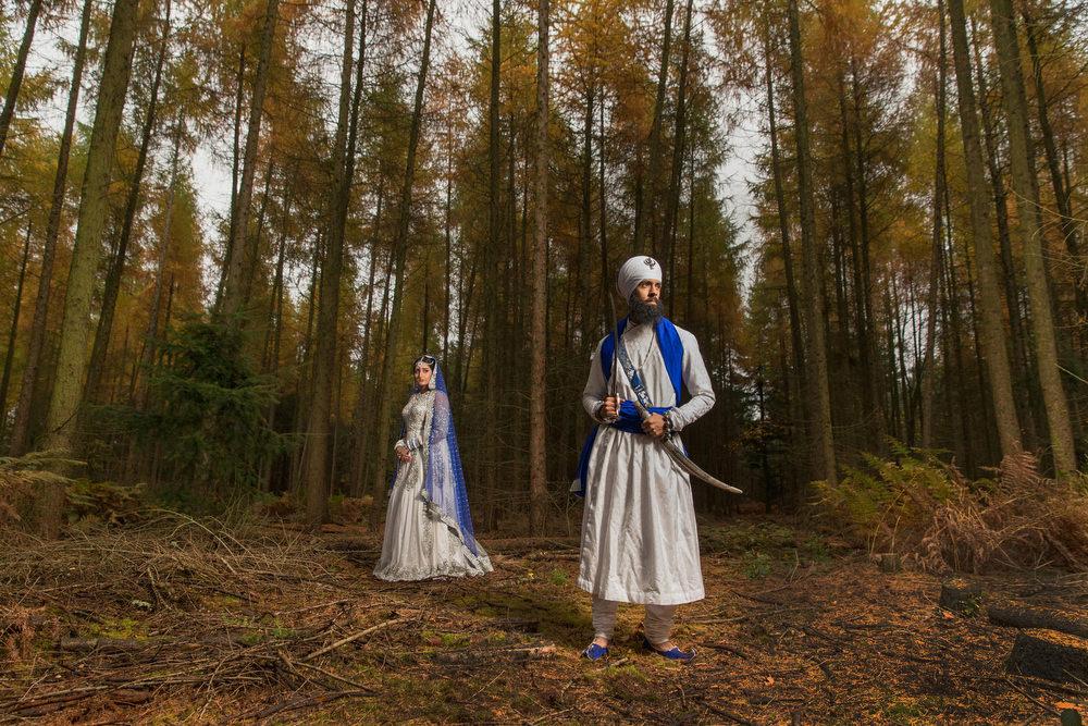 4.1.1.1.3. Sikh Amritdhari Wedding Day Shoot Portrait Couple - Black Park Slough.jpg