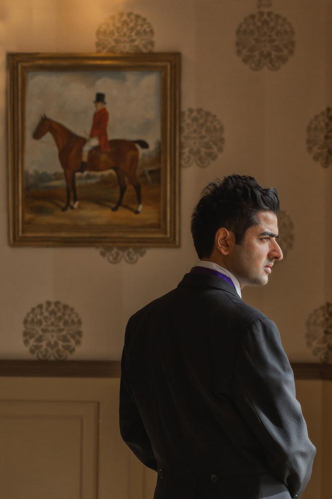 4.1.4.2. Civil Sikh Wedding Day Shoot Portrait Groom - Buckinghamshire Gold Club.jpg