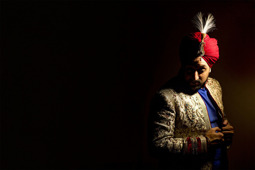 9.1. Sikh Groom Kalgi Singh.jpg