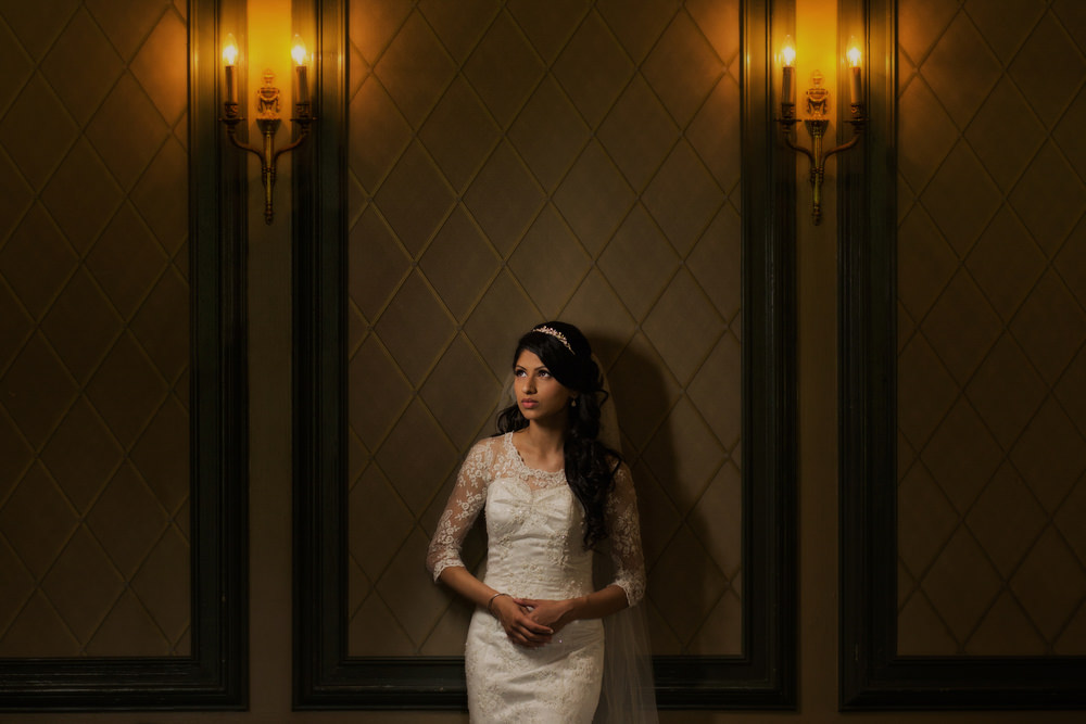 12. Civil Sikh Wedding Day Shoot Portrait Bride - Buckinghamshire Gold Club.jpg