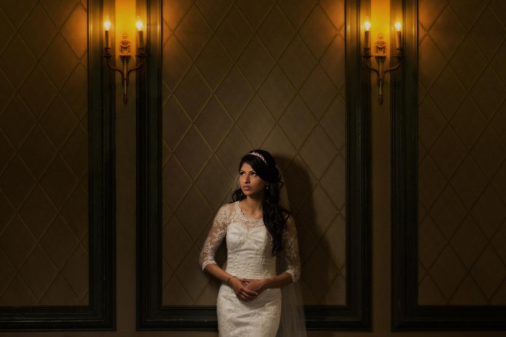 12. Civil Sikh Wedding Day Shoot Portrait Bride - Buckinghamshire Gold Club.jpg