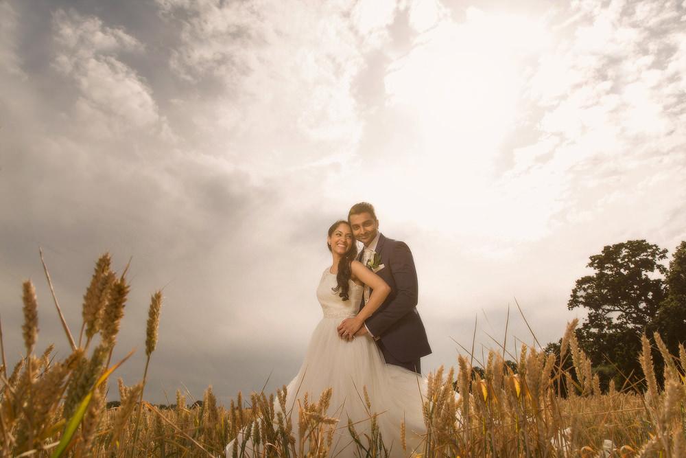 21. Civil Sikh Wedding Day Shoot Portrait Bride - Buckinghamshire Gold Club.jpg
