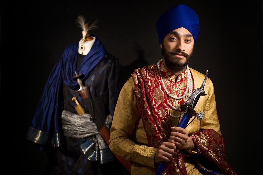 23. Sikh Groom Kalgi Singh Royal Mughal.jpg