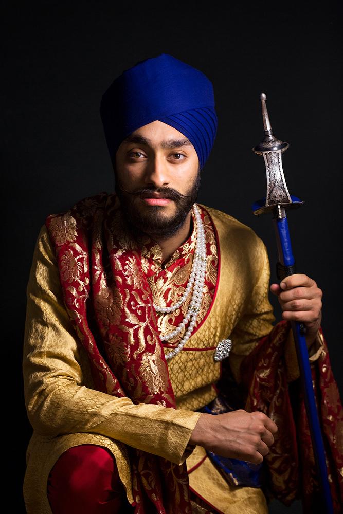24. Sikh Groom Kalgi Singh Royal Mughal.jpg