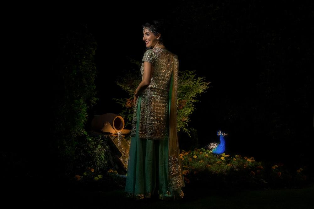 25.1. Sikh Wedding Day Shoot Portrait Bride - Chalfont.jpg