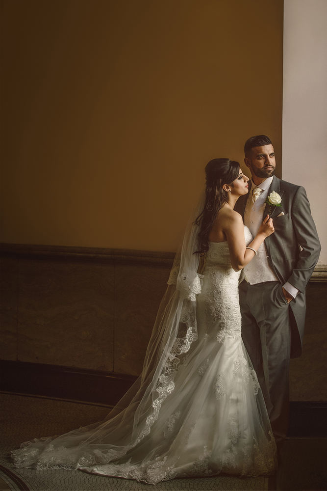 1.1.1 Civil Registry Sikh Wedding Day Shoot Portrait Bride - Ealing Town Hall.jpg