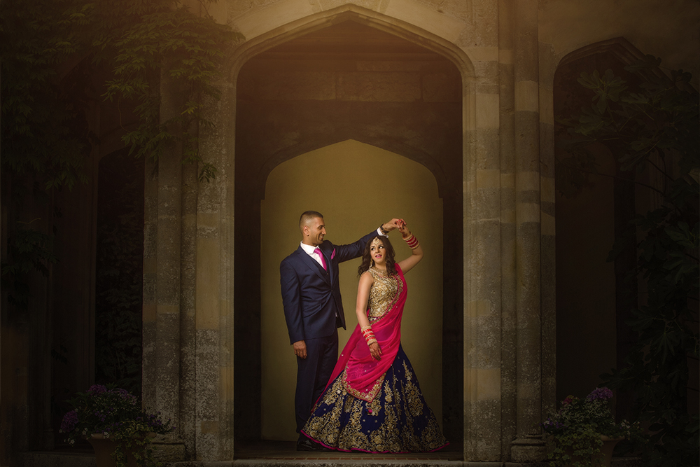 1.0.1.1.1 Sikh Wedding Day Shoot Portrait Couple - Windsor.jpg.jpg