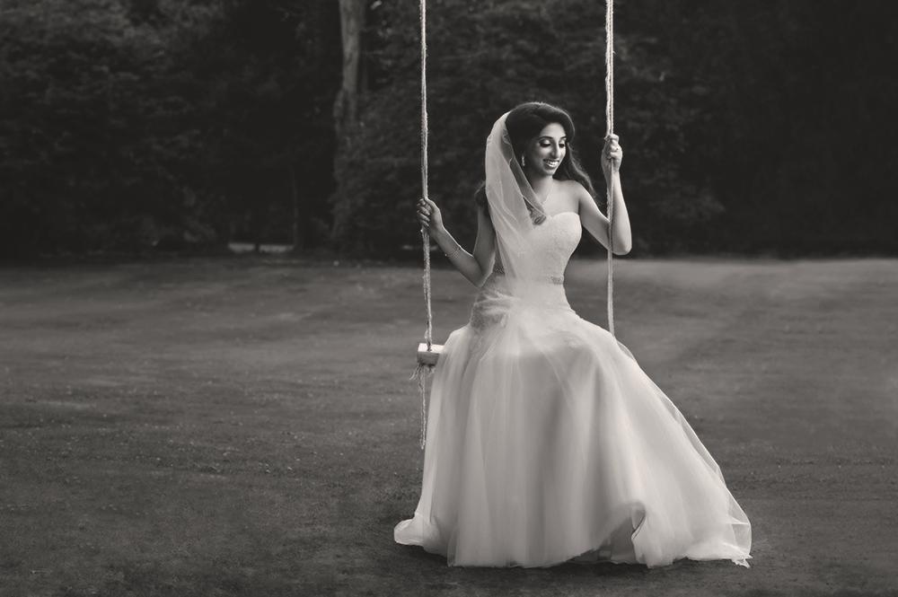 1.1.2.0.2 Civil Registry Hindu Gujerati English Wedding Day Shoot Portrait Bride - Oakley Hall Hotel.jpg