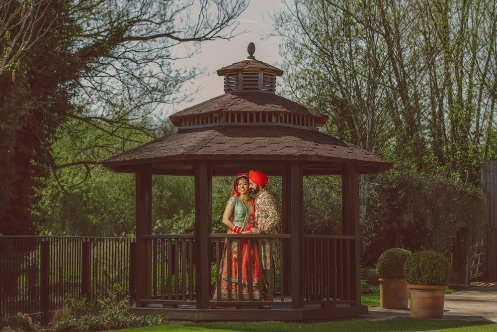 1.1.2. Sikh Wedding Day Shoot Portrait Couple - Tewin Bury Farm.jpg