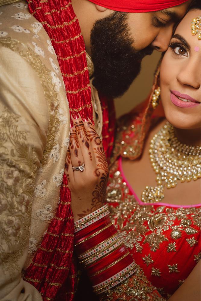1.0.1.1.1.2 Sikh Wedding Day Shoot Portrait Couple - Hounslow Gurdwara_2.jpg