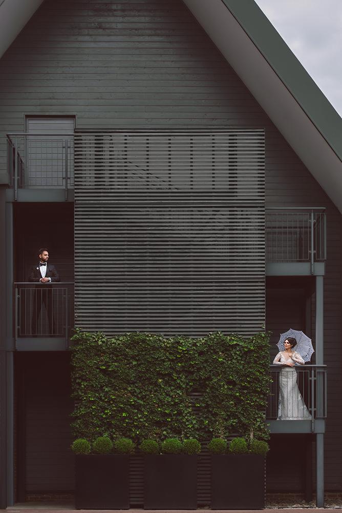 1.0.1.1.1 Hindu Sikh Wedding Day Shoot Portrait Couple - Syon Park Hilton.jpg