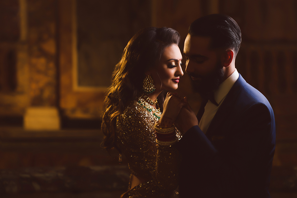 1.0.1.1.1 Sikh Wedding Day Shoot Portrait Couple Shoot Reception - 8 Northumberland Avenue Wedding-2.jpg