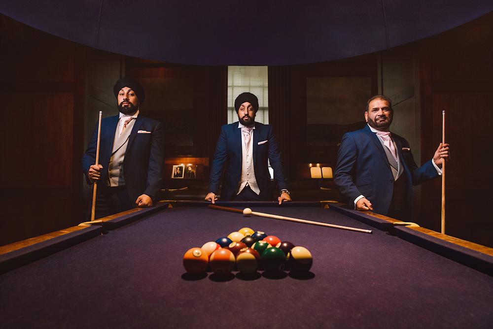 0.3.2b Sikh Wedding Day Shoot Couple Shoot New York -groomsmen Central Park - .jpg