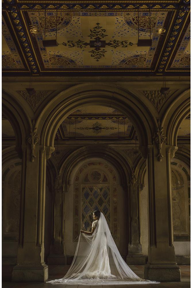 0.3.2b Sikh Wedding Day Shoot Couple Shoot New York Bethesda Terrace Central Park - 2.jpg