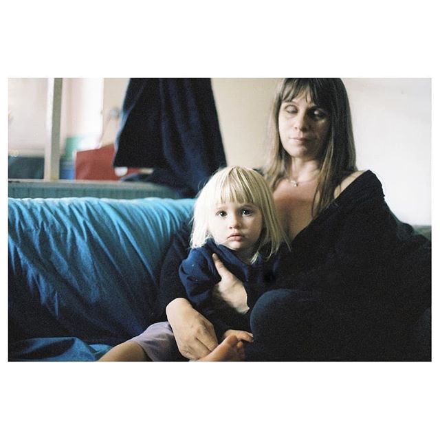 Another oldie... I love the blue in this, love the people in this and love that Goddaughter #3 is now big enough to come to shows like Sydney Dance Co. with me, which we saw last week. We both agreed Nelson Earl is a pretty good dancer. 😊 35mm.